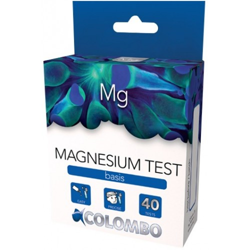 Colombo Test Mg Magnesio