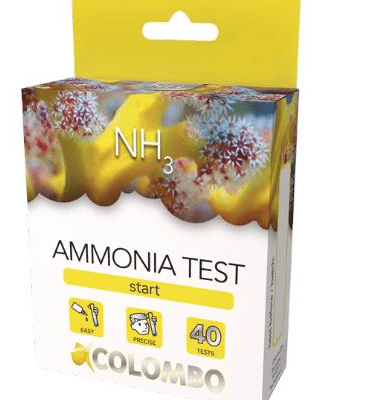 Colombo Test Nh3 Ammonio