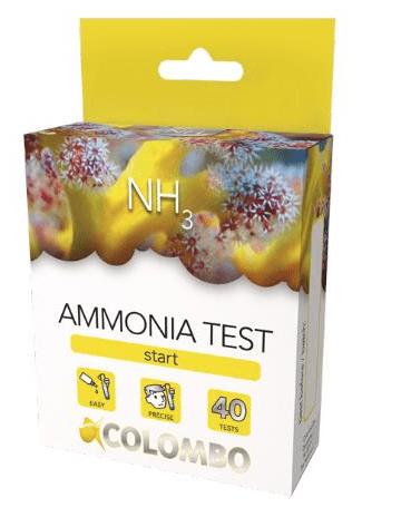 Colombo Test Nh3 Ammonio