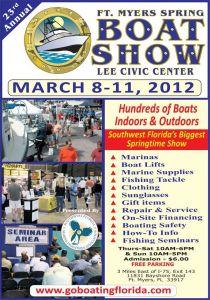 Spring Show Flyer