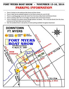 boat show map