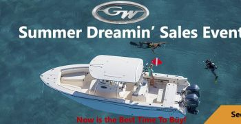 Grady-White Summer Dreamin' Sales Event