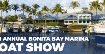 9th Annual Bonita Bay Marina Boat Show 2016