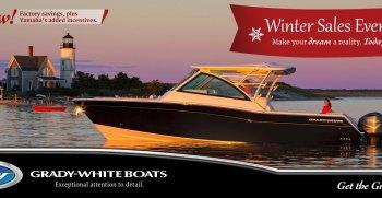 Grady-White Winter Sales Event