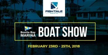 2018 Bonita Bay Boat Show February 23 – 25th 2018