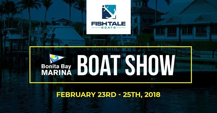 Bonita Bay Boat Show Flyer