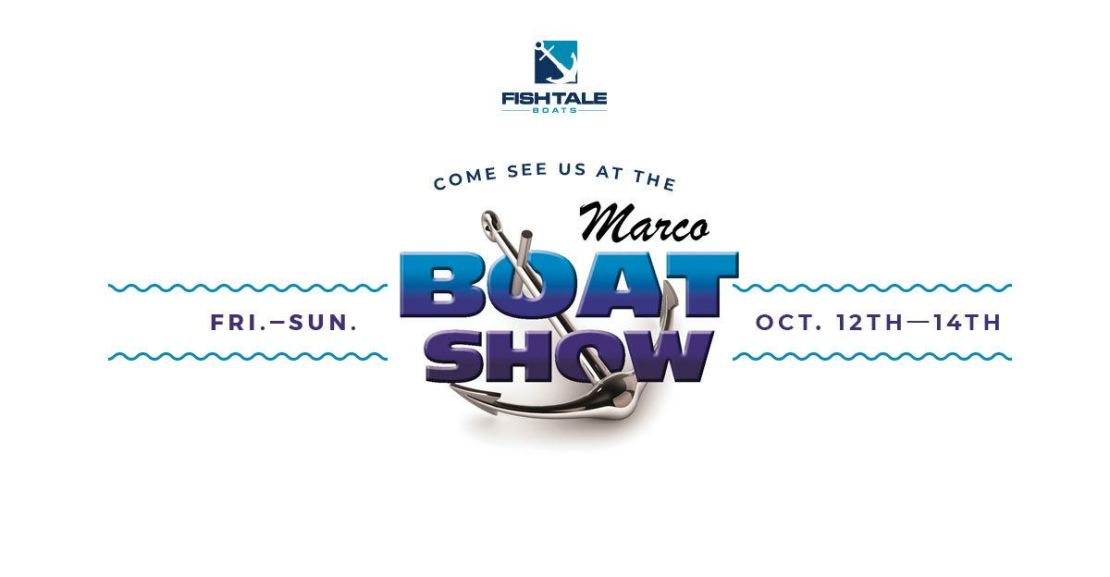 Marco Island Boat Show Flyer
