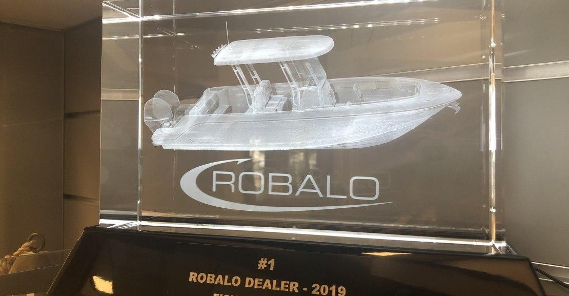 robalo award