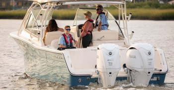 Introducing New Yamaha V6 Offshore Outboards