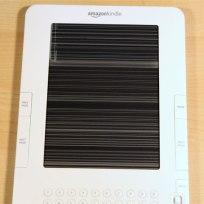 4.4 Poškozený Kindle.