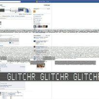 4.64 Glitchr na Facebooku.