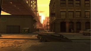 4.50 Robert Overweg, Whale car (série Glitches), ze hry GTA 4 (2011).