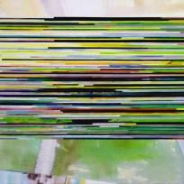 4.70 Enda O'Donoghue - Fuzzy Memory (2012), olej na plátně