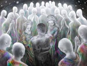 La transizione dopo la morte