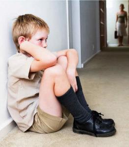 Il senso di colpa nel bambino