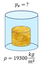 Problema de densidad y peso especifico