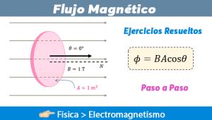 Densidad de Flujo Magnético – Ejercicios Resueltos