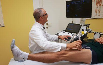 Rehabilitative Ultrasound Imaging (RUSI): vantaggi e svantaggi nell'attuale utilizzo dell'ecografia in fisioterapia
