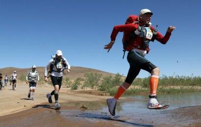 Modificazioni dei biomarker cartilaginei durante un'ultramaratona di 4486 km