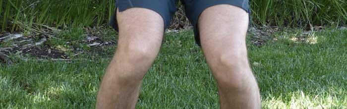 Associazione tra dorsiflessione di caviglia e valgismo dinamico di ginocchio