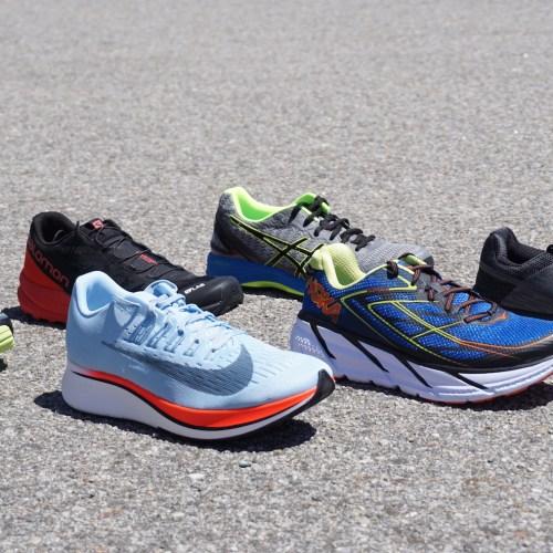 Fallacie logiche nella scelta delle scarpe da corsa