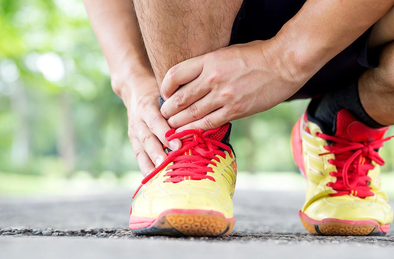Instabilità cronica di caviglia