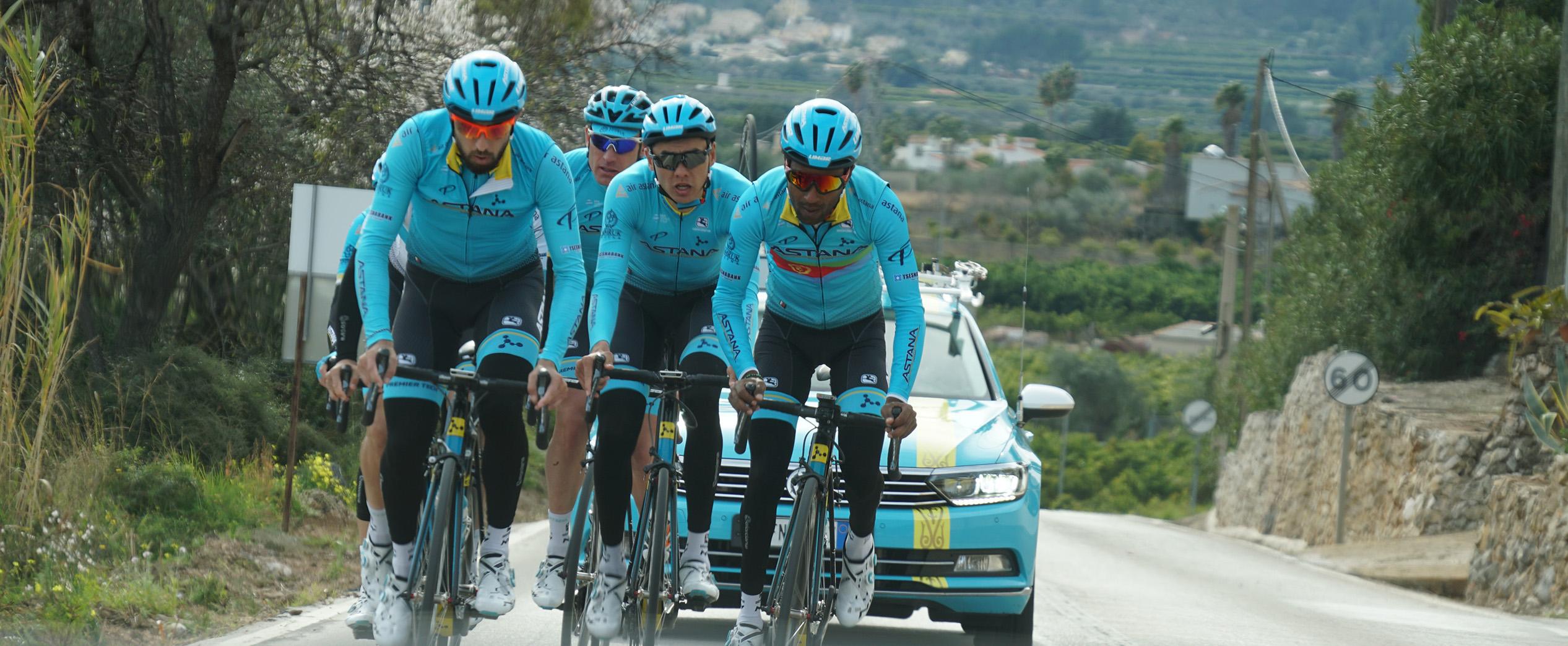 Effetti dell'allenamento a basse cadenze nel ciclismo