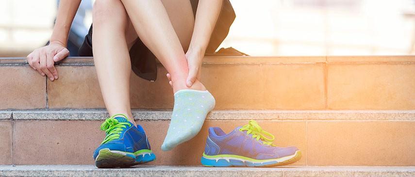 Distorsione di caviglia negli sportivi: algoritmo di trattamento