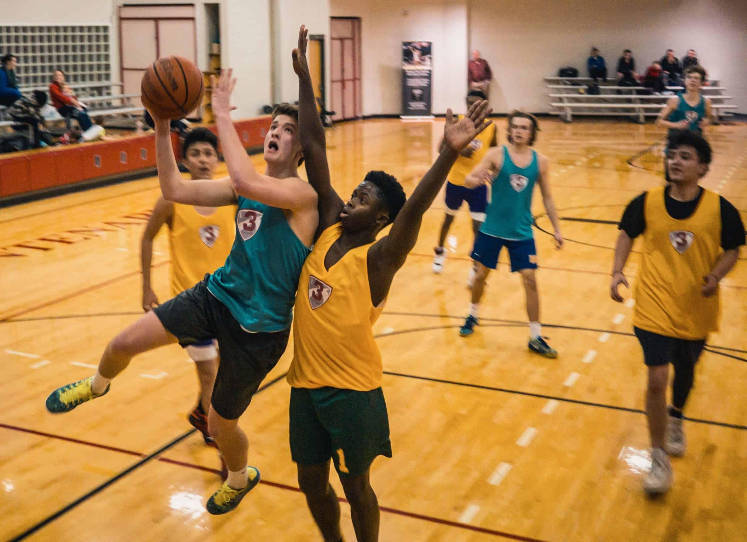 Epidemiologia degli infortuni nel basket giovanile