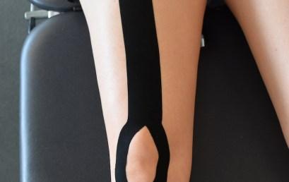 La direzione di applicazione del tape adesivo elastico influenza l'attivazione muscolare?