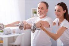 ventajas fisioterapia para mayores