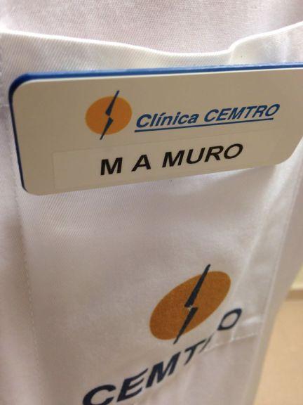 Fisiomuro en la clínica CEMTRO