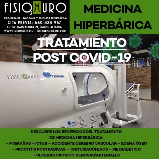 FISIOMURO INSTAGRAM-MEDICINA HIPERBARICA TRATAMIENTO POSTCOVID