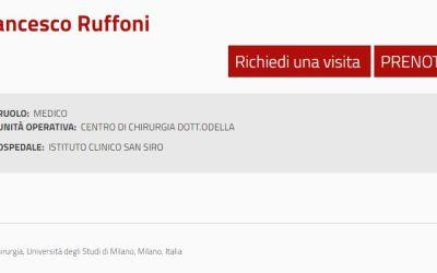 16 aprile: Assemblea Associati Fisiopro. Interviene il Dott. Francesco Ruffoni