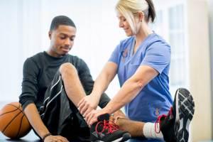 Physical-Therapist-Basket Pallacanestro fisioterapia Roma Bergamo