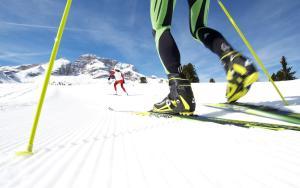 Fisioterapia Sci di fondo Ski nordic