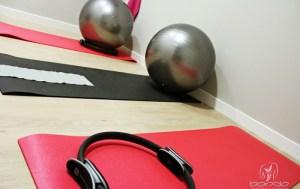 Fisioterapia Bando. Sala multiusos