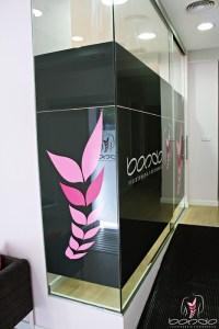 Fisioterapia Bando. Cristalera Sala de tratamientos 1