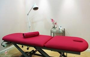 Fisioterapia Bando.  Sala de tratamientos 1