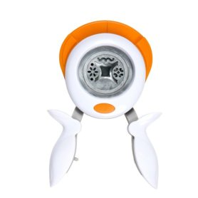 Source: Fiskars®  Squeeze Punch: 3in1 Corner Punch - Summer Fun