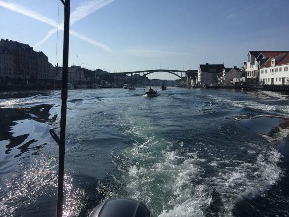 Nordvegen HK til topps i Aibel artsfiske festival 2018