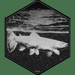 FISKING.NO din fiske-hub Logo