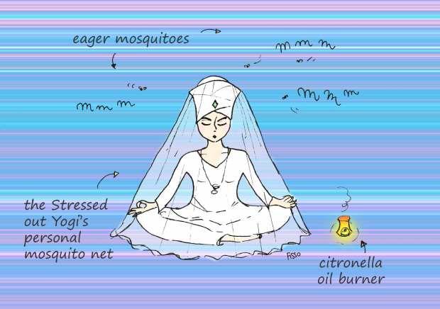 Kundalini Yoga Cartoons Fissos World 2