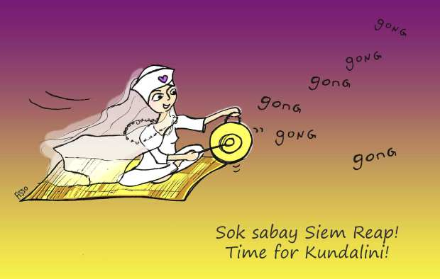 Kundalini Yoga Cartoons Fissos World 1