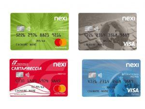Carte Prepagate Nexi Quali Sono E Condizioni Carte Prepagate