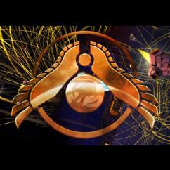 Homeworld 2 Fan Art - Tefeari - HW2 Logo Wallpaper