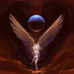 Homeworld Fan Art - MK01 - Guardian Angel