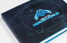 Art of Homeworld Book - Post Cover