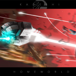 Homeworld Fan Art - FutureFavorite aka Julian Schlottmann- Kadeshi