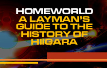Homeworld 101